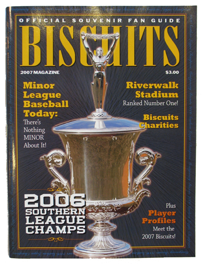 2007 Biscuits Magazine