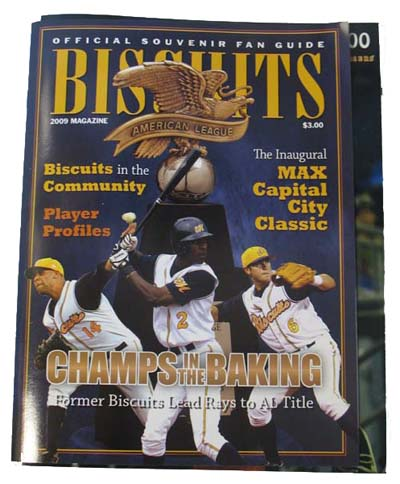 2009 Biscuits Magazine