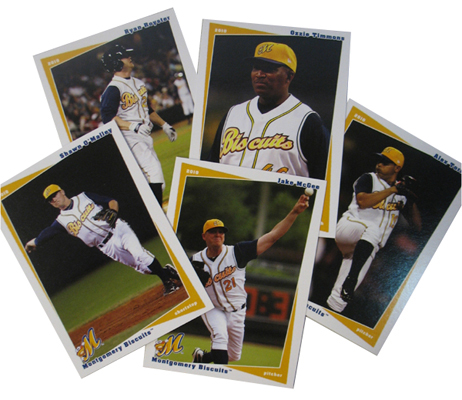 2010 Team Baseball Card Set