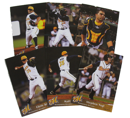 2011 Team Baseball Card Set