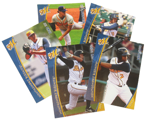 2012 Team Baseball Card Set