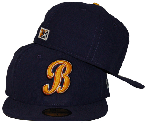 Official Road Fitted Hat