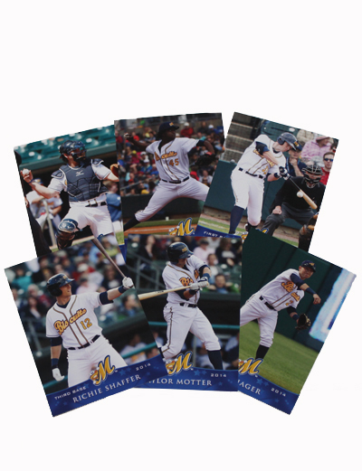 2014 Team Baseball Card Set