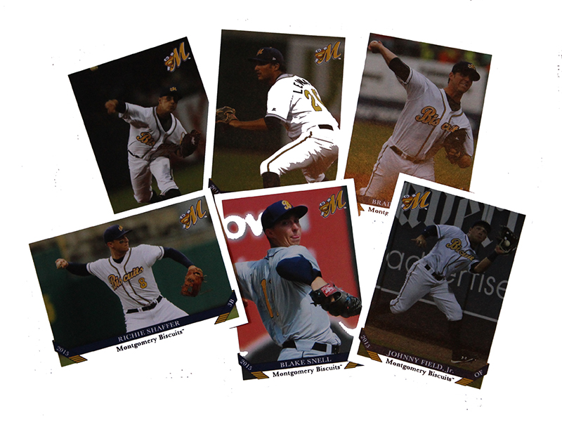 2015 Team Baseball Card Set