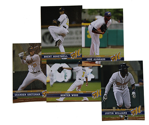 2017 Team Baseball Card Set