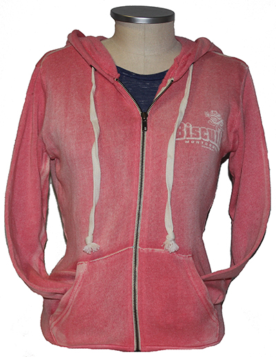 Ladies Angel Fleece Hoodie