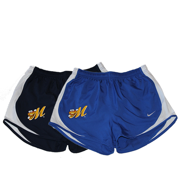 Ladies Nike Home Race Shorts