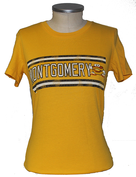 Ladies Retro Biscuit Victory T-shirt