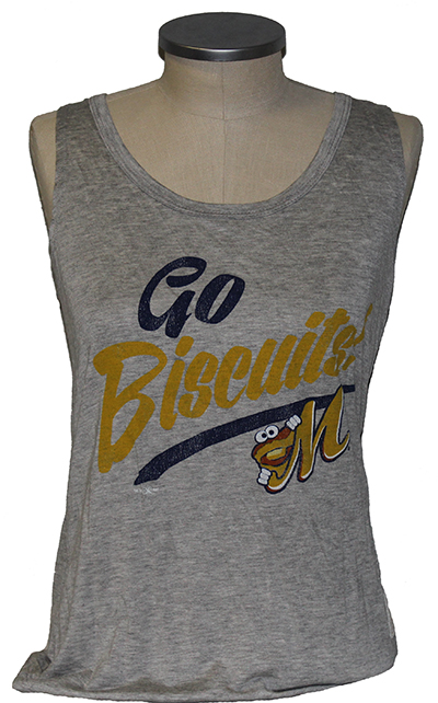 Ladies Retro Go Biscuits Tank
