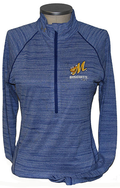 Ladies Under Armour 1/2 Zip