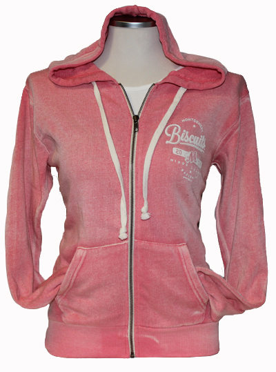 Ladies Chuckars Angel Zip Hoodie