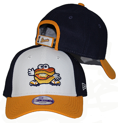 NE JR Team Performance Block Hat