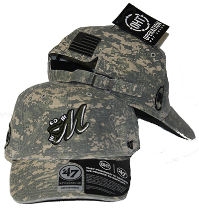 Nilan OHT Clean Up Camo Hat