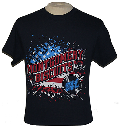 Patriotic Hoover T-shirt
