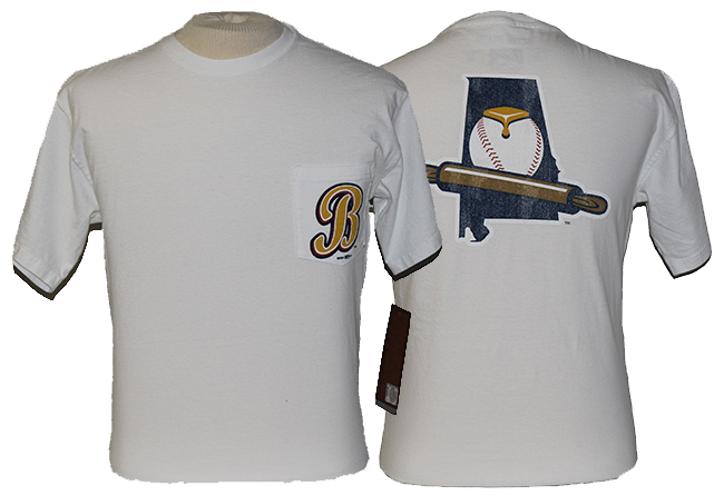 Retro Two Hit Pocket T-shirt