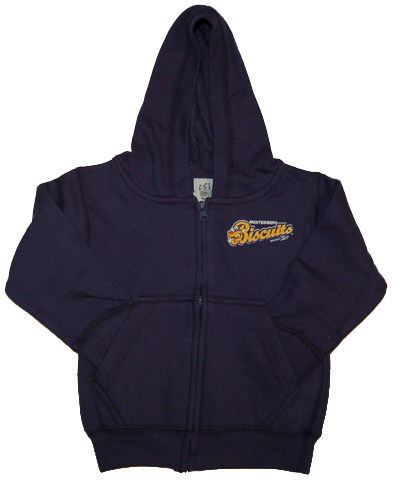 Toddler Primary Full Zip Hoodie